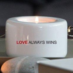 свещници за влюбени
