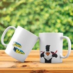 Подарък за Димитровден Чаша Супер Митко
