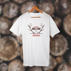 тениска с дизайн за антоновден