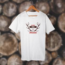 тениска с дизайн за атанасовден