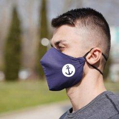 защитна маска за лице за многократна употреба