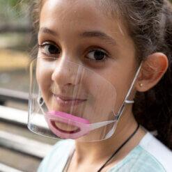 Детски полушлем с мека подложка – за момиче